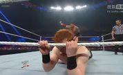 【牛男运动】WWE20130529:希莫斯 vs 韦德·巴雷特