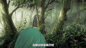 虫师5,少女被村民献给水神,坠入海底无法生还,却被沼泽救活!