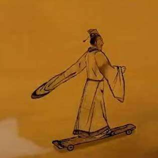 第八集,滑板哥穿越到春运买票大厅