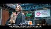 5分钟看完2016因为猫改变人生的电影《流浪猫鲍勃》207