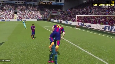 FIFA15:BUG欢乐多!