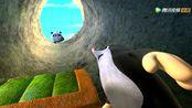 《熊猫和小鼹鼠》找到宝箱了!可是狐狸先生又想抢走