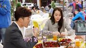 《一千零一夜》花絮:迪丽热巴王瑞子吃龙虾,陈奕龙只能眼巴巴看着