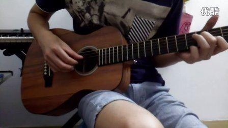 斯卡布罗集市 吉他指弹 独奏