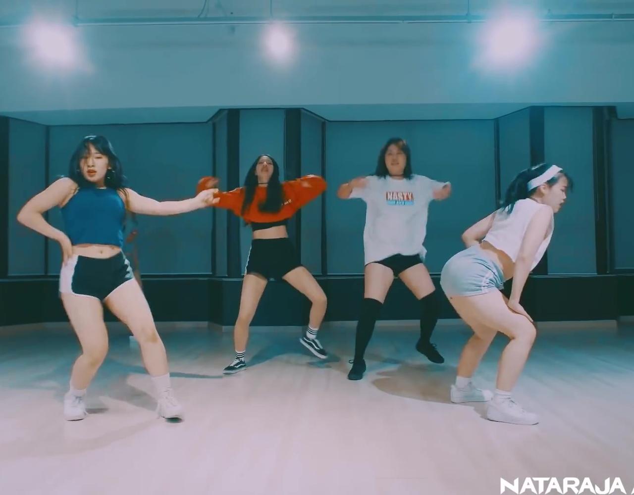 「Nataraja Academy」Gangdrea帅气编舞Iggy Azalea - Mo Bounce