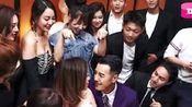 陈坤首当伴郎!帅气出席好友婚礼,大方赘#新人