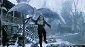 有翅膀的吸血鬼,疯狂追杀人类,战斗力超强,不好对付啊!