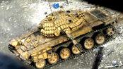 防御进攻都有!看看苏制坦克群是怎么掩护BMP步战车