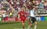 罗比尼奥VS梅西
