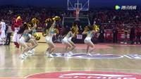 从另一个角度看篮球宝贝热舞, 亮点多好好看。