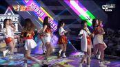 【星】Produce 101《Crush》160401.韩语中字Live-李海仁齐熙贤 热门视频