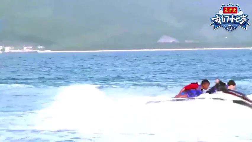 林志颖海上狂飙摩托艇,那飘逸,那潇洒!!!!!