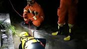 深圳突降暴雨引发洪水 多名河道工人被冲走 已确认4人死亡7人失联
