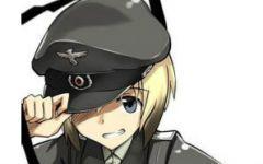 二战德国空军飞行员