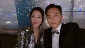 43岁李小冉与48岁张智霖同框,时隔16年再相聚,网友:两人都没变化