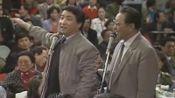 姜昆、唐杰忠早期相声《电梯》,全程都是笑点,不笑算我输