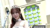 ChinaJoy的模特小姐姐就是漂亮,有点不敢靠近