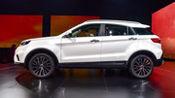 12万的合资SUV!身材比途观还大,内饰很亮眼,还有智能驾驶辅助