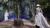 【克里斯汀·迪奥Christian Dior|2020巴黎时装周春夏成衣精剪】绘衣成诗,确是故人来,满满夏天的味道~