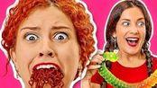 TisigoCoup:真实软糖!享用世界最大软糖食物实测挑战!