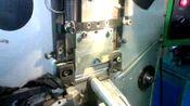 Automatic hanger hooker making machine
