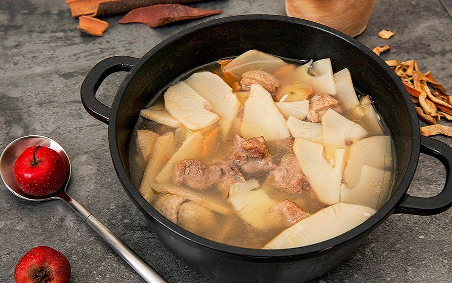 【味库美食】酒酿冬笋老鸭汤,冬季暖身的法宝