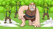 部落冲突皇室战争:可怜的哥布林团伙!