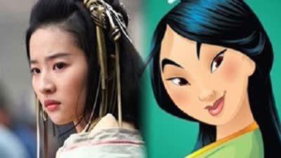 刘亦菲成好莱坞女一号