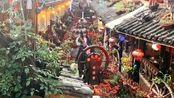 如果你来丽江,我推荐你去丽江最美的观景餐厅,樱花餐厅!