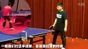 《全民学乒乓公开课》第3.10期:正手攻球脚下蹬转的方式_乒乓球教学视频教程
