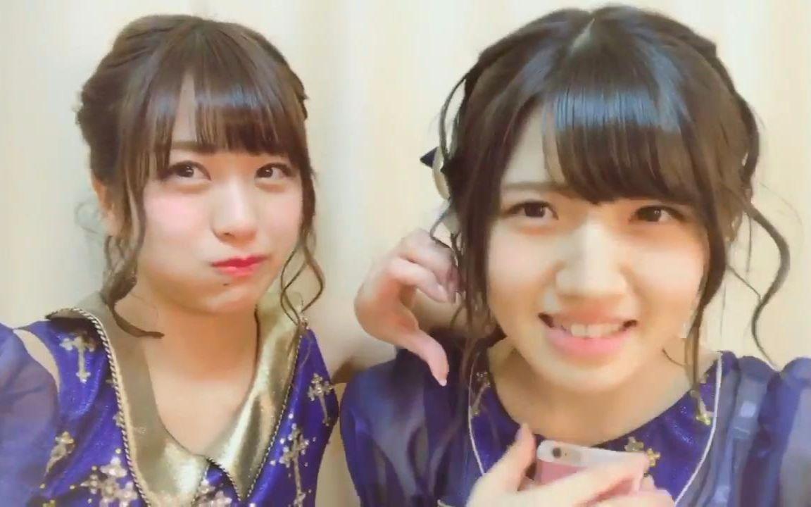 [轉載]2016.12.28 篠崎彩奈推特 with村山彩希