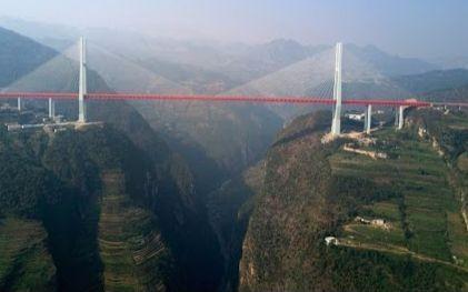 世界上最高的桥,光中国就占了一半