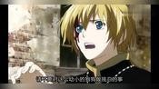 《圣斗士星矢:冥王神话》:这时的亚伦清纯的像黄头发的妹妹