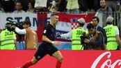 世界杯-佩剑扳平曼朱加时绝杀克罗地亚2-1英格兰首进决赛