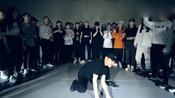 Viva舞室 女神 Jane Kim 帅炸力度编舞 阿姆+黄老板热单River