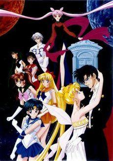 美少女战士之Sailor Moon第1季