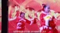 2017最新幼儿舞蹈《说唱中国红》幼儿园舞蹈
