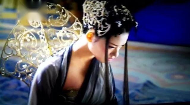 西游伏妖篇:林允好像舒淇,吴亦凡恍惚了,背景音乐超感人