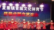 阳光彩虹广场舞《壮乡三月天》15人队形