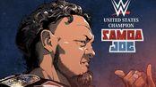 【8.00分】Samoa Joe vs. Chris Dickinson Beyond Wrestling 2015.5.31