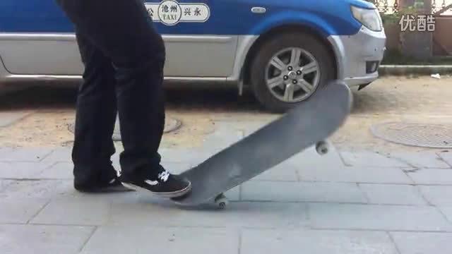 滑板最佳入门技巧