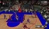 《NBA2K16》詹姆斯隔扣奥尼尔!