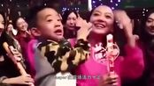 陈小春演唱会上宣布老婆怀二胎喜讯,应采儿三个月孕肚曝光
