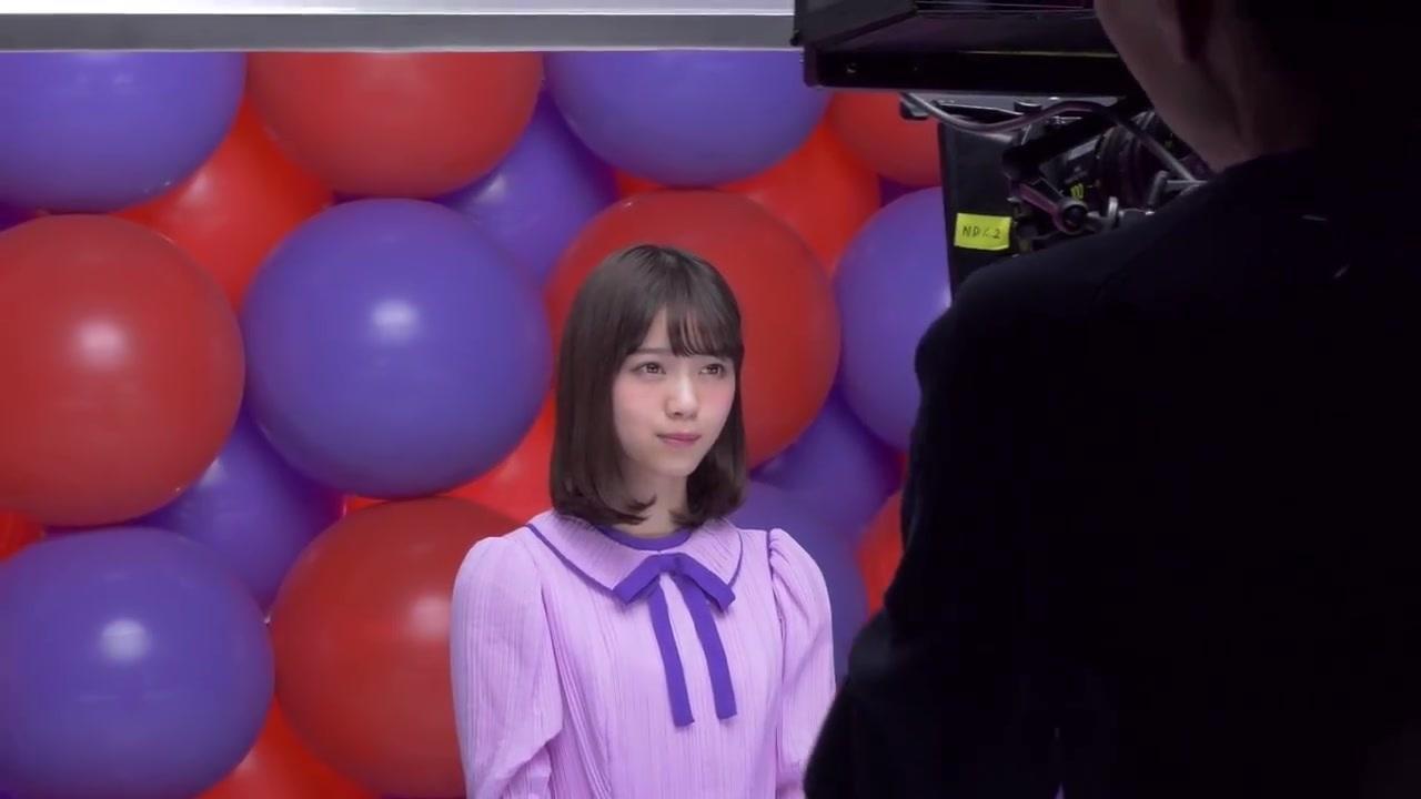 【无敌替身豆一样】Fettuccine水果糖CM拍摄花絮 西野七瀬Ver.