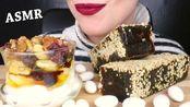 甜食者:希腊迈措翁传统甜点芝麻核桃蜜糕(品名见简介)