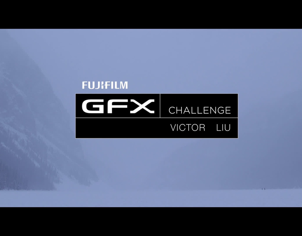 富士相机官方宣传视频GFX challenges with Victor Liu - FUJIFILM