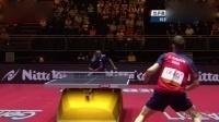 2017世乒赛 男单第二轮 阿鲁纳vs乔纳森 黑人力王被晚辈打垮 乒乓球 剪辑