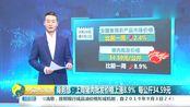 商务部:上周猪肉批发价格上涨8.9% 每公斤34.59元