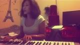 lucky jason 钢琴弹唱 周诗颖www.topmeishu.com顶尖美术