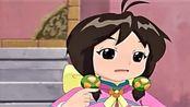 甜心格格:丝丝打扮成柔柔,真是太好看了
